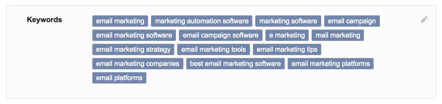 Google Ads Enter Keyword