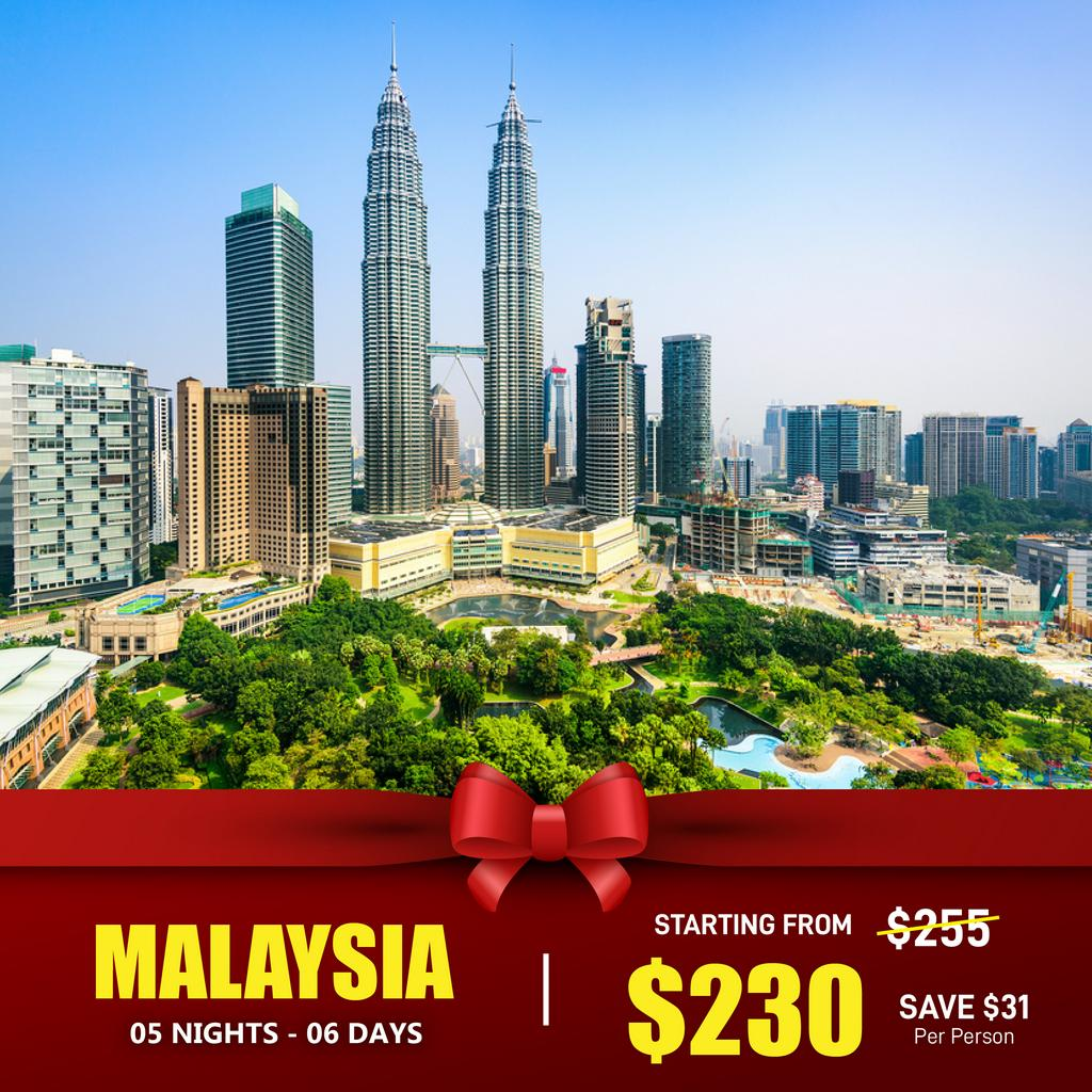 Christmas Travel Package Deals: Christmas And New Year 2019 Holiday Packages