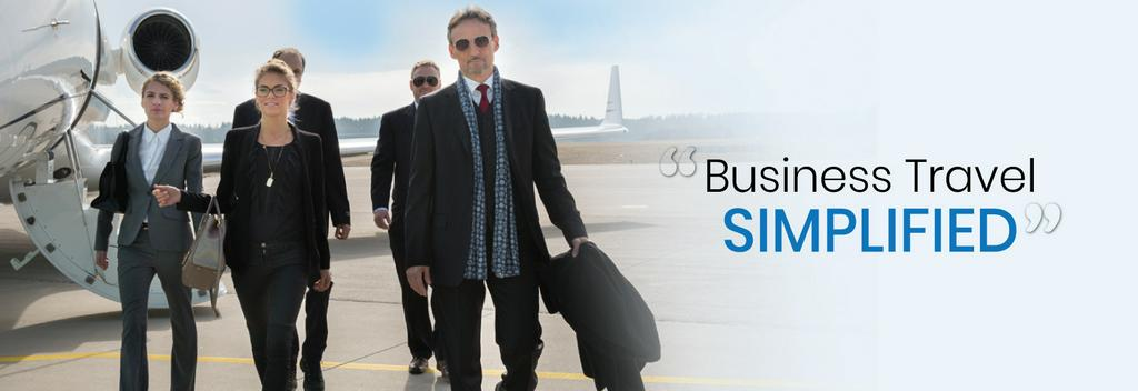 Business travel simplified