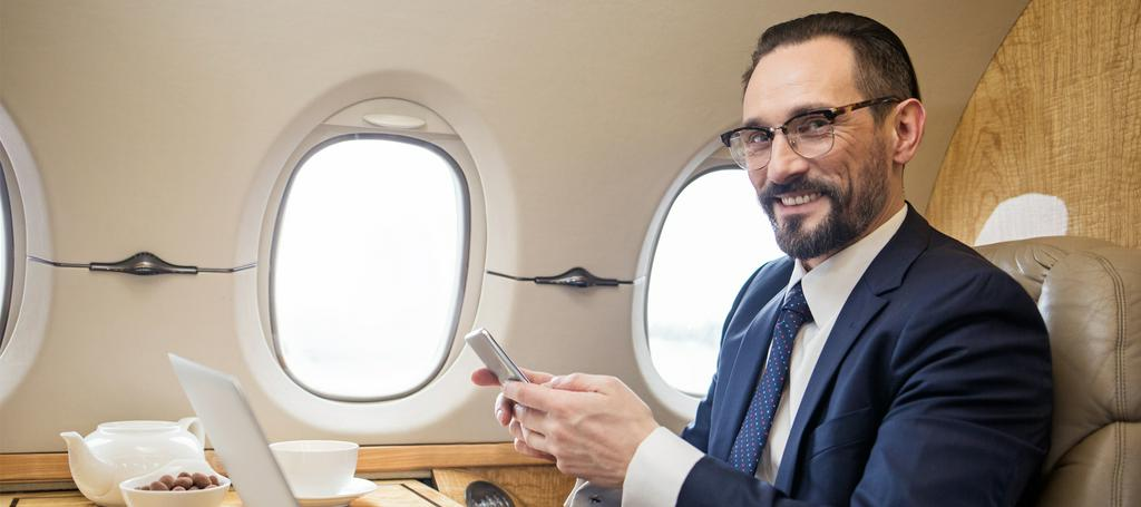 First Class Flights: Make this Dream Come True