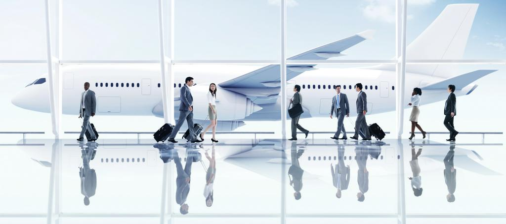 Are you a Corporate Traveler? Here is the Advice for You!