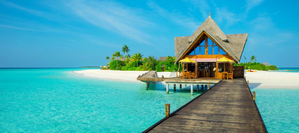 Travelling in Maldives