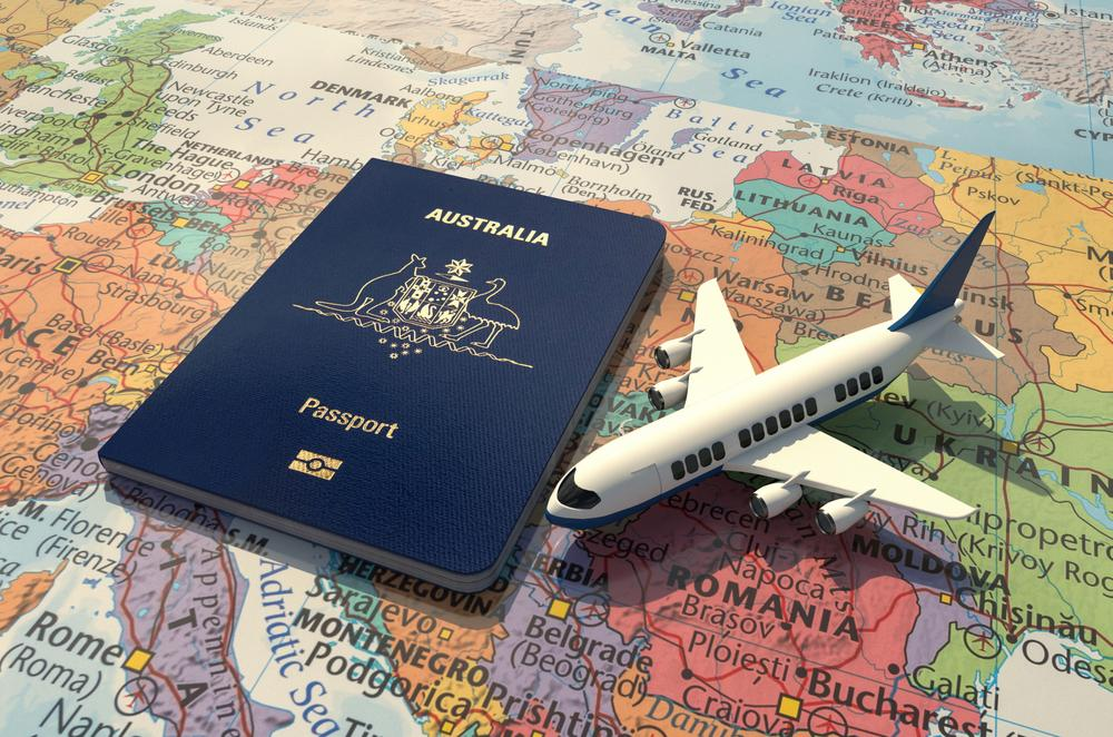What is the way to get a business visa for Australia?